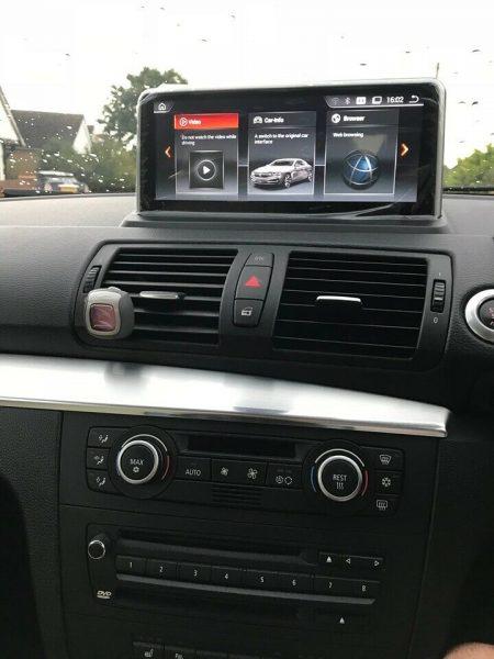 ID7 NAV MULTIMEDIA RETROFIT BMW 10 25